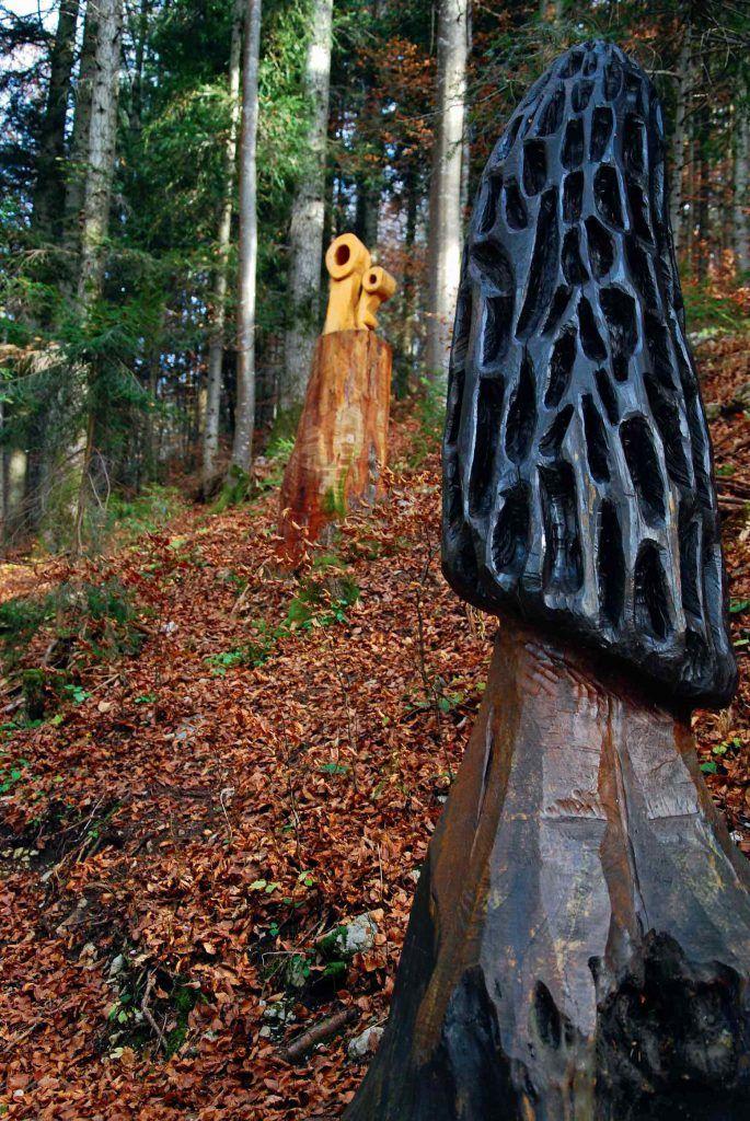 Boucle Sentier des Statues