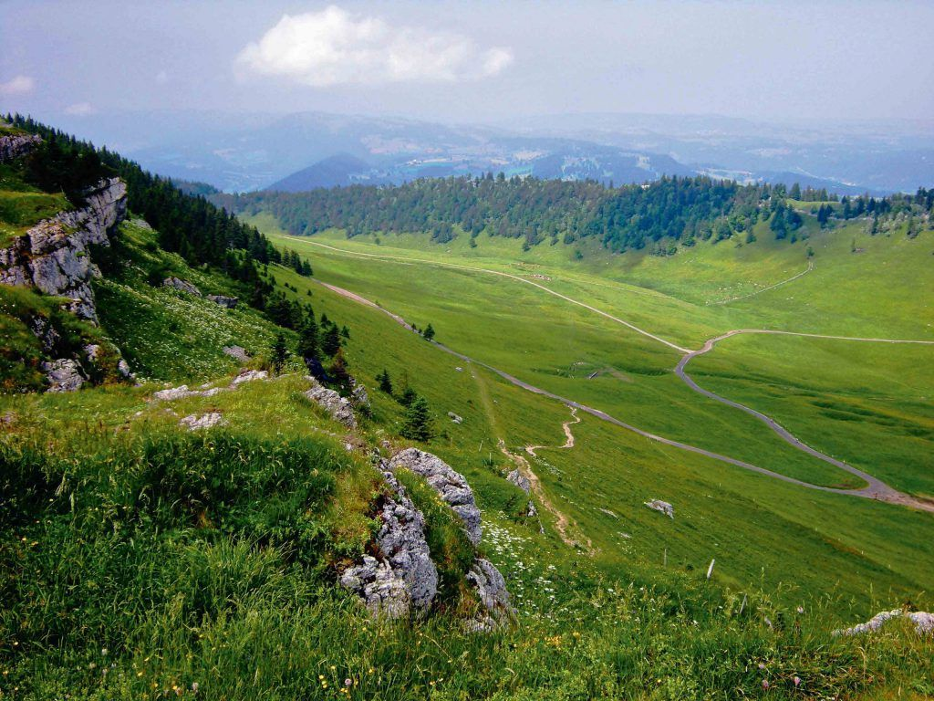 Chasseral - Chaumont